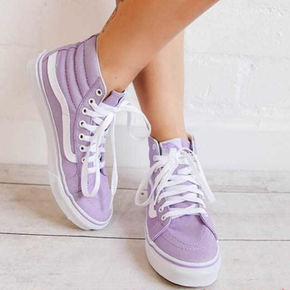 Vans Shoes | Nwt Vans Sk8hi Slim
